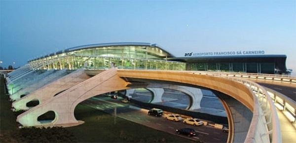 Porto Airport Departures