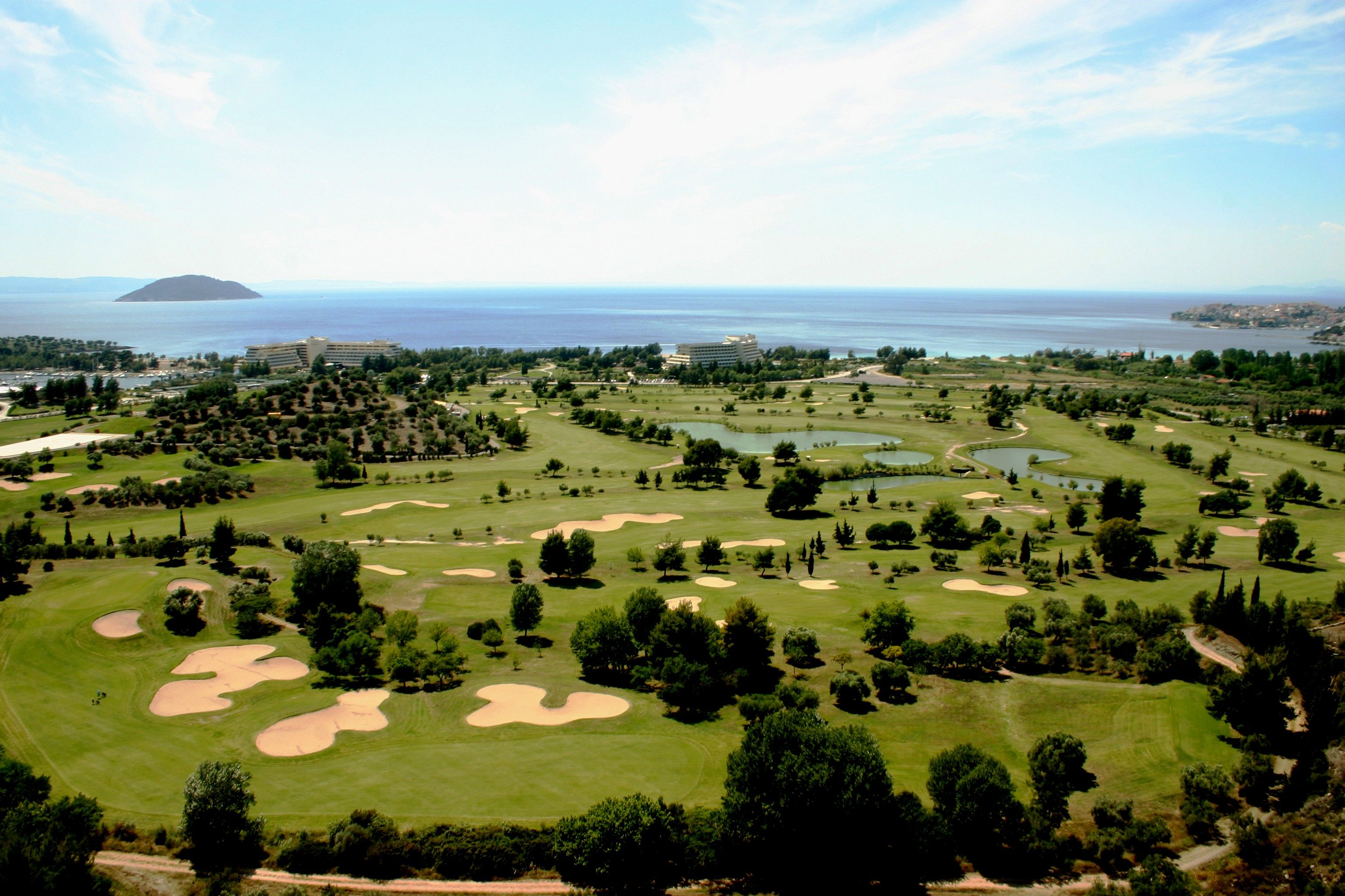 Porto Golf, one of the top points on your checklist