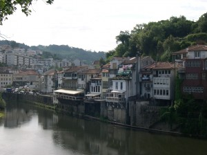 Porto Airport transfer to Amarante City - Cheap Porto Transfers