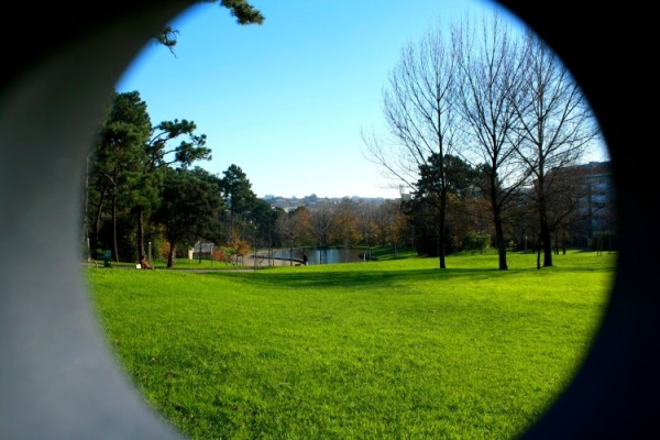 Parque Urbano da Pasteleira - Porto free gardens and parks - Greatest Porto places to visit for free