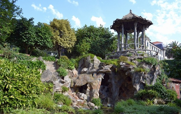 Parque de Sao Roque -  Porto free gardens and parks - Greatest Porto places to visit for free