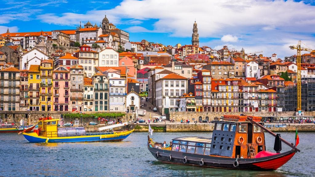 Best places in Porto